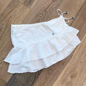 ⚡️SALE⚡️Ralph Lauren Swim Skirt Cover Up
